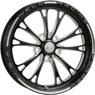 Weld Racing V-Series Black 17x4.5