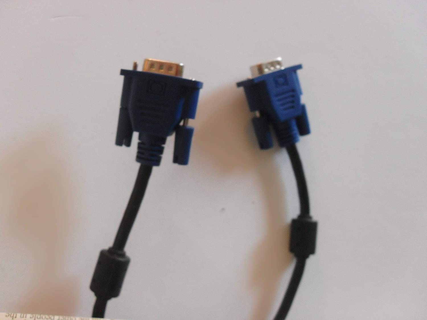 5ft. VGA 15 Pin Male to Plug Ranking TOP18 Cable Chicago Mall black Computer Monitor