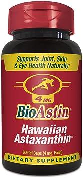60-Count BioAstin Hawaiian Astaxanthin