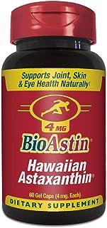 BioAstin 夏威夷虾青素 4 毫克, 60 粒
