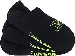Bonds Men's X-Temp No Show Socks