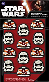 Best star wars icing decorations Reviews
