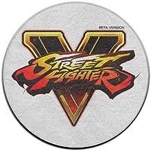 XiaoGui 3D Fighting Game Street Fighter V Circular Doormat
