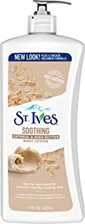 St. Ives Soothing Oatmeal & Shea Butter Body Lotion, 621ml