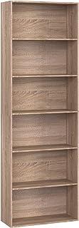 naturale espositore rustico per libri scaffale in legno libreria Libreria in legno libreria riviste libreria CD e album fotografici