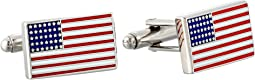 Cufflinks Inc. - American Flag Cufflinks