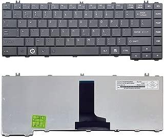 New US Black English Laptop Keyboard Replacement for Toshiba Satellite L735 L735-S3210 L735-S3210BN L735-S3210RD L735-S3210WH L735-S3212 L735-S3220 L735D-S3102 L735D-S3300