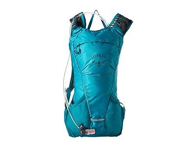 Osprey Kitsuma 3 (Teal Reef) Backpack Bags