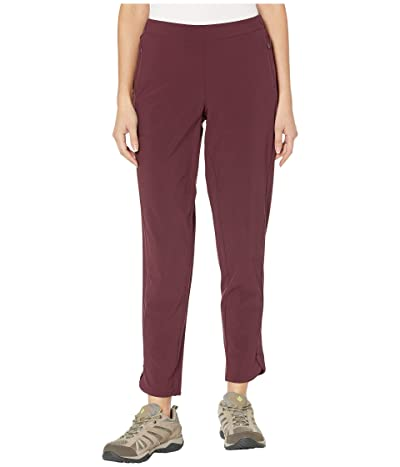 Royal Robbins Spotless Traveler Pants (Malbec) Women