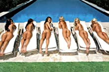 Frame USA Sunbed Girls Poster (24x36) PSA033550 Individually Rolled