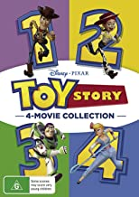 Toy Story (Quadrilogy) 4 Discs