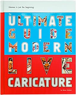 Likeness is just the beginning: The Ultimate Guide to Modern Live Caricature
