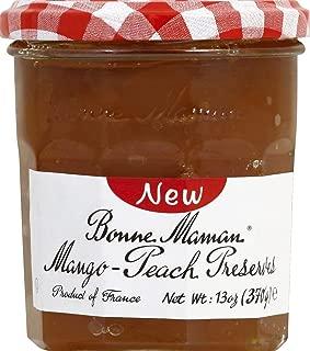 Bonne Maman Preserves Mango Peach, 13 oz