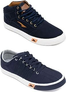ASIAN Men's Running,Walking Denim Sports & Casual Shoes