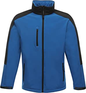 Regatta Professional Men/'s Ablaze Printable Softshell Jacket Green