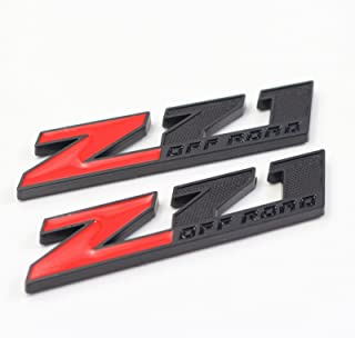 2x Z71 Off Road 3.75