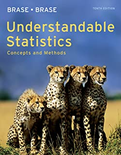 Bundle: Understandable Statistics: Concepts and Methods, 10th + WebAssign Printed Access Card for Brase/Brase's Understandable Statistics: Concepts and Methods, 10th Edition, Single-Term