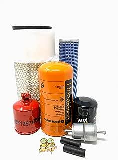 New Holland L140 L150 L160 L170 L175 Service Maintenance Filter Kit