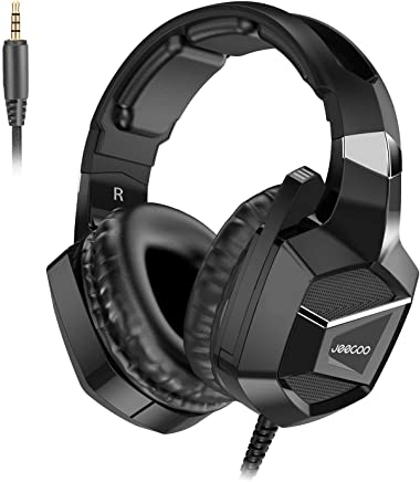 Jeecoo J20 Stereo Gaming Headset for PS4, Pro, Xbox One...