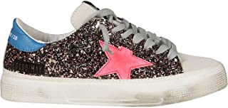 GOLDEN GOOSE Luxury Fashion Womens G35WS127M2 Pink Sneakers | Fall Winter 19