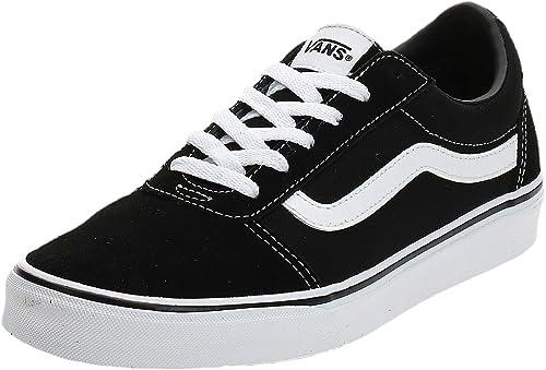 Vans Ward Suede/canvas, Women's Low-Top Sneakers