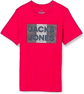 Jack & Jones Junior Jjecorp Logo tee SS Crew Neck Noos Jr Camiseta para Niños