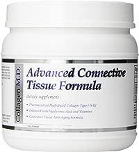 Collagen MD Advanced Connective Tissue Formula Powder, 14 Ounce
