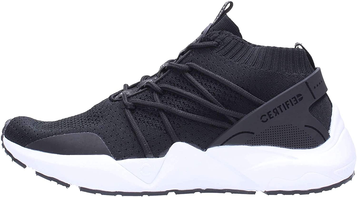 Certified Men's   CT182 Trainers   Black White