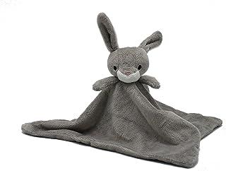 DVier Auxo snuffla duk gosiga handduk kanin för baby pojke flicka