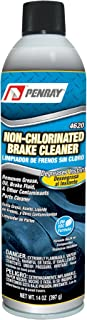Penray 4620-12PK Non-Chlorinated Brake Cleaner - 14-Ounce Aerosol Can, Case of 12