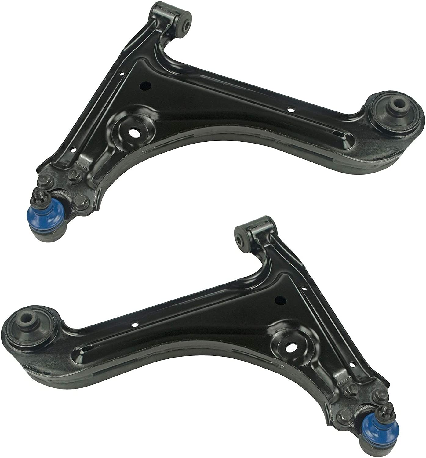Super sale period limited Pair Set Outlet ☆ Free Shipping Of 2 Front Lower Mevotech Joints Ball Control For Arm