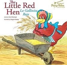 Bilingual Fairy Tales Little Red Hen: La Gallinita Roja