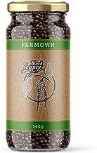 Farmown Black Pepper Whole Peppercorn (140 Grams)