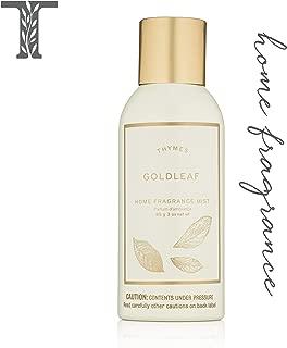 Thymes - Goldleaf Home Fragrance Mist - Elegant Floral Scented Room Spray - 3 oz