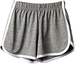 Trada Strandshorts Mode Frauen Dame Sommer Sport Shorts Strand Kurze Hosen Lochjeans Sommershorts Damenhosen Freizeit Shorts Jeanshose Mini Hotpants Shorts
