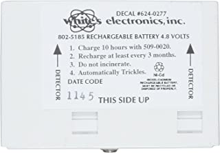 White's 4.8 Volt Rechargable Battery