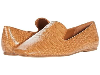 Vince Clark (Tan/Soft Mini Croc Leather) Women