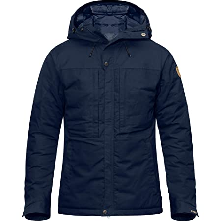 Fjallraven Men's Skogsö Padded Jacket M Sport, Blue, XL