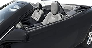 camaro convertible wind blocker