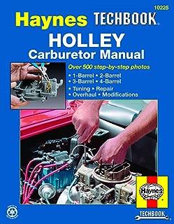 Holley Carburetor Haynes TECHBOOK (Haynes Repair Manuals)