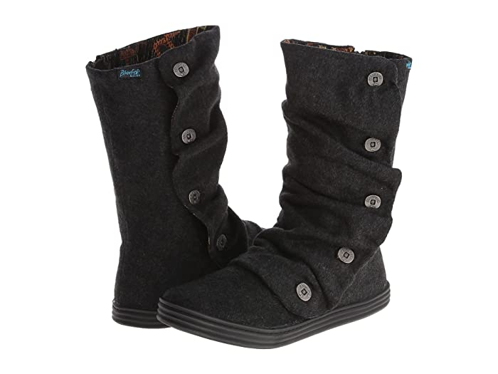 Blowfish Rammish (Black Soft Herringbone Flannel) Women's Boots