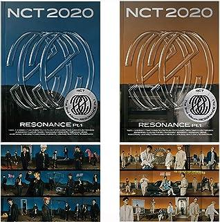 NCT 2020 Resonance Pt. 1 Album PreOrder (The Past Ver.+The Future Ver. Set) 2 CDs+2 Folding Posters+2 Photo Books+2 Lyrics...