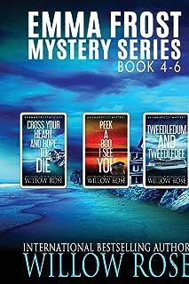 Emma Frost Mystery Series: Vol 4-6