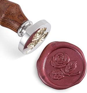 Best rose wax seal stamp Reviews