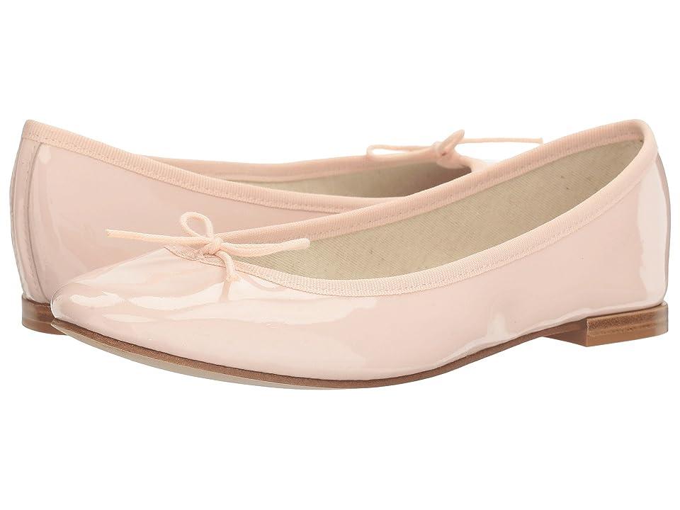 Repetto Cendrillon (Icone (Light Pink Patent Leather)) Women