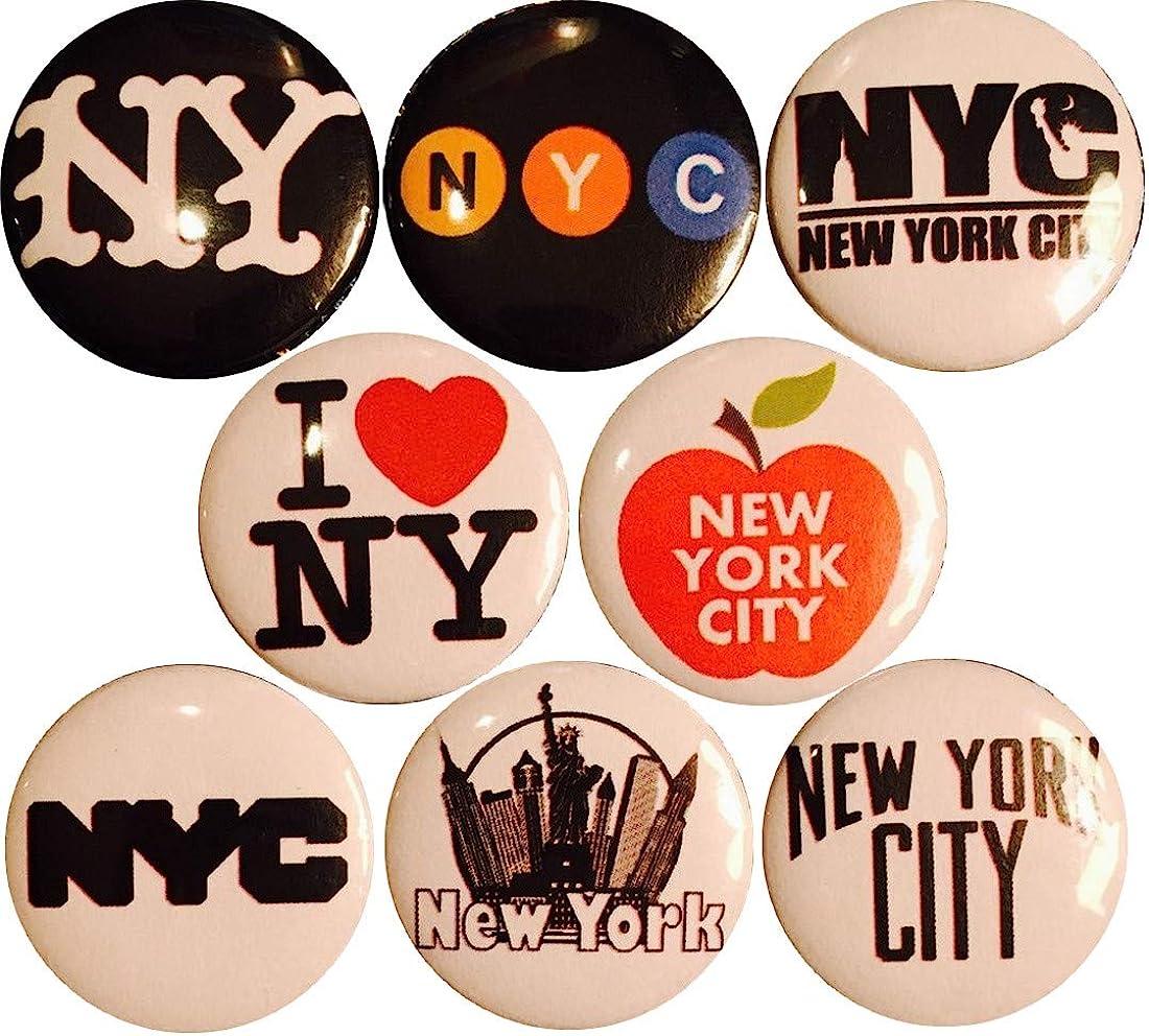 NYC x 8 New 1