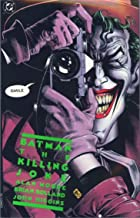 Batman The Killing Joke Original 1988 Edition Prestige Format One-Shot Comic Book