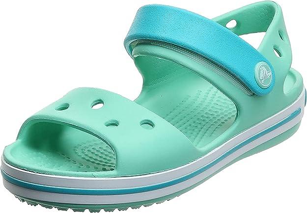 TALLA 30/31 EU. Crocs Crocband Sandal Kids, Sandalias Unisex niños