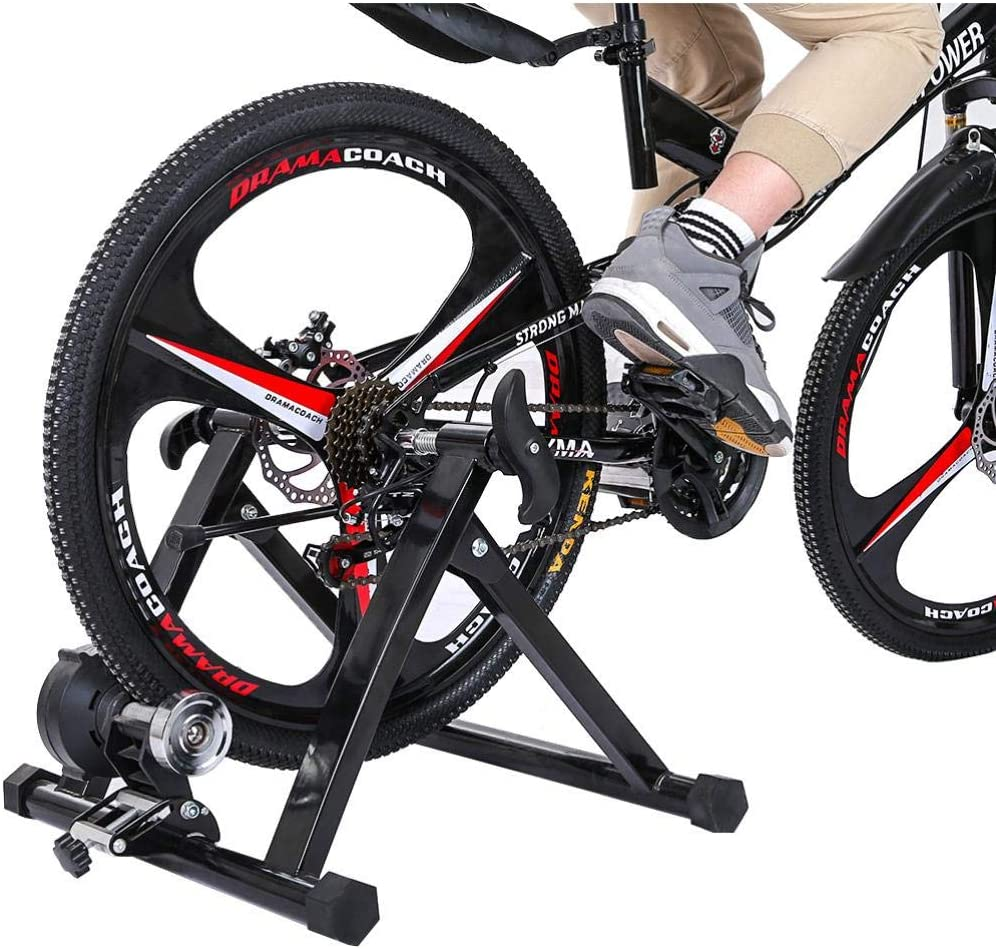 Magnetic 2021 autumn and winter new Bike Trainer Stand Premium Bicycle Ex 70% OFF Outlet Steel Indoor