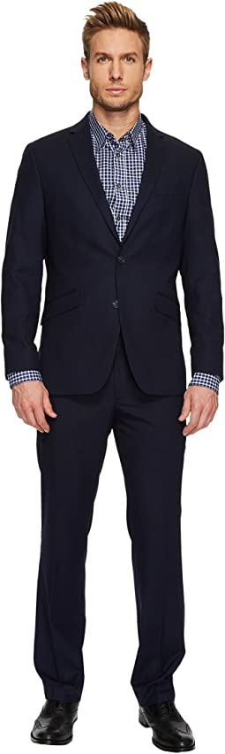 Kenneth Cole Reaction Flatiron Hustle Mini Check Suit